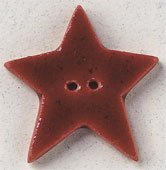 86357 - Large Mocha Star 1in x 1in - 1 per pkg